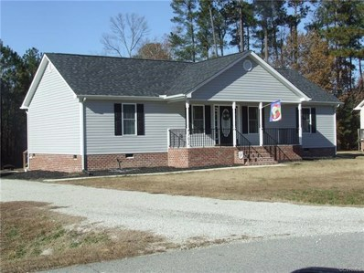 4102 Kenneth Drive, Dinwiddie, VA 23803 - #: 1839878