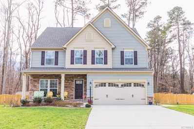 10470 Eagle Court, North Prince George, VA 23860 - #: 1900853