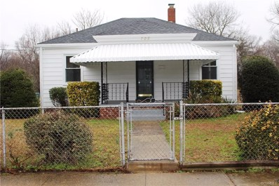 708 Maggie Walker Avenue, Richmond, VA 23222 - #: 1904197
