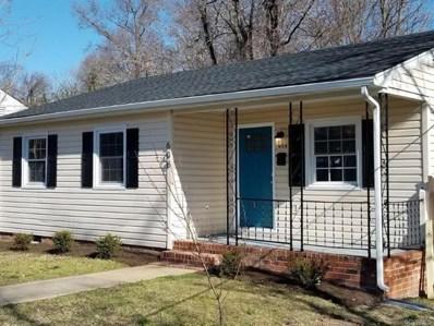 608 Jasper Avenue, Richmond, VA 23222 - #: 1906861