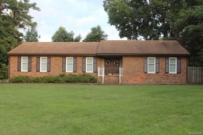 8126 S Mayfield Lane, Mechanicsville, VA 23111 - #: 1926302