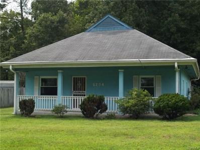 6204 Hickory Road, Quinton, VA 23141 - #: 1927369