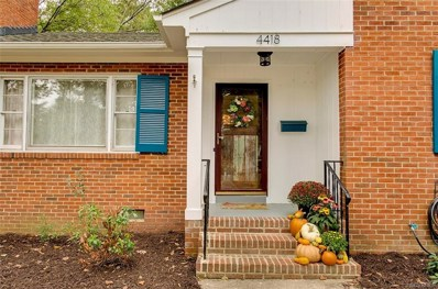 4418 Reedy Avenue, Richmond, VA 23225 - #: 1931154