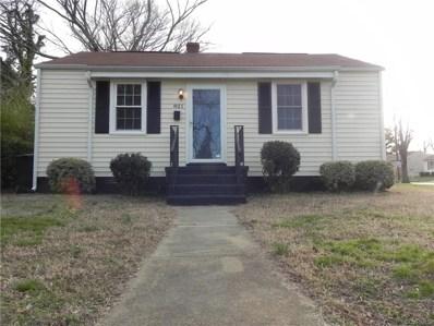 821 Cheatwood Avenue, Richmond, VA 23222 - #: 2003069