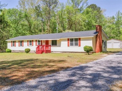 15240 Old Forty Road, Waverly, VA 23890 - #: 2010853