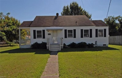 9 Chippewa Trail, Portsmouth, VA 23701 - #: 10123402