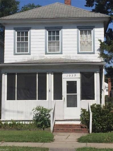 1039 26 Street, Newport News, VA 23607 - #: 10150030