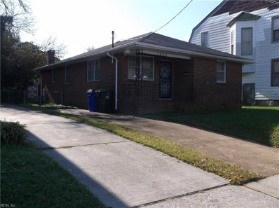 1803 Arlington Avenue, Norfolk, VA 23523 - #: 10161556