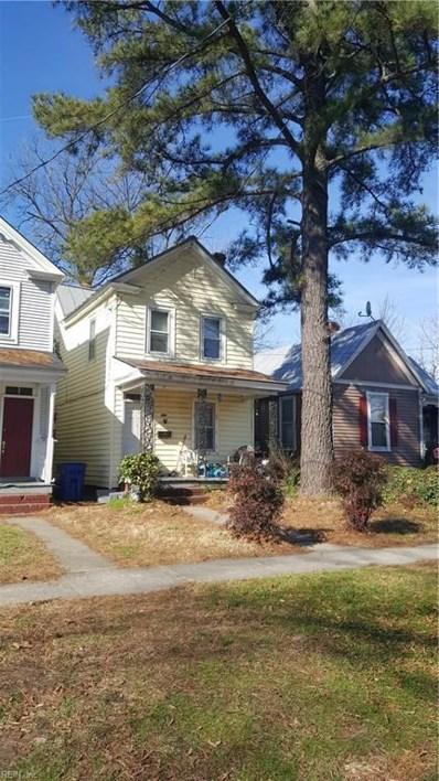 408 Maryland Avenue, Portsmouth, VA 23707 - #: 10190101