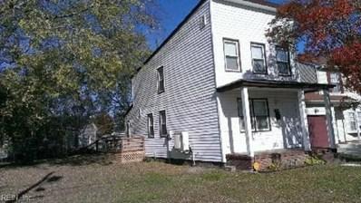 1204 Elliott Street, Norfolk, VA 23505 - #: 10191503
