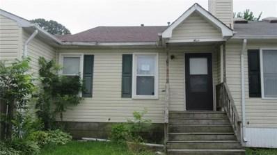 4 Cooper Drive, Portsmouth, VA 23702 - #: 10200297