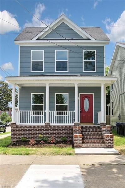 1901 High Street, Portsmouth, VA 23704 - #: 10200926