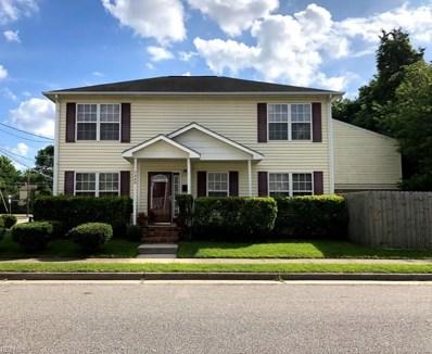 1305 Joyce Street, Norfolk, VA 23523 - #: 10205249