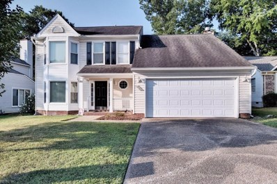 880 Weyanoke Lane, Newport News, VA 23608 - #: 10206419