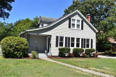 219 Cherokee Road, Hampton, VA 23661 - #: 10206574