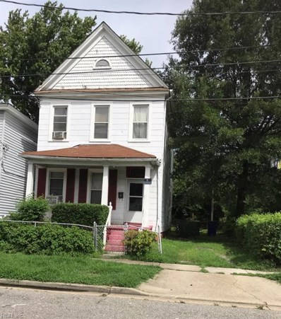 1145 24TH Street, Newport News, VA 23607 - #: 10211857