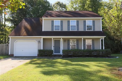110 Cortland Court, Suffolk, VA 23434 - #: 10214068