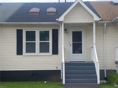 15 Cooper Drive, Portsmouth, VA 23702 - #: 10214076