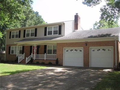 5749 Lancelot Drive, Virginia Beach, VA 23464 - #: 10214299