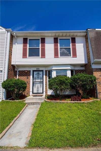 592 Registry Lane, Virginia Beach, VA 23452 - #: 10215699