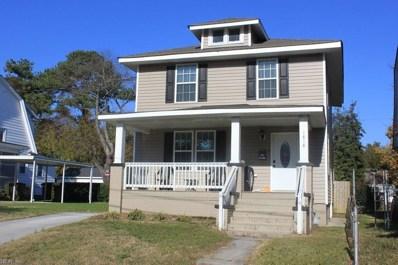 1818 Canton Avenue, Norfolk, VA 23523 - #: 10216139