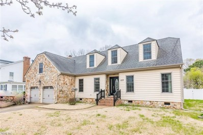 413 Pleasant Point Drive, Norfolk, VA 23502 - #: 10216927