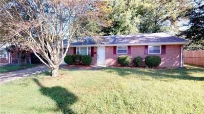 345 Curtis Tignor Road, Newport News, VA 23608 - #: 10217177