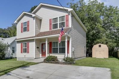 1013 Rowland Avenue, Chesapeake, VA 23324 - #: 10218420