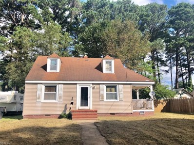 55 Loxley Road, Portsmouth, VA 23702 - #: 10219236