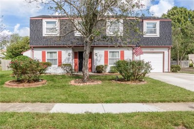 4304 Saint Albans Street, Virginia Beach, VA 23455 - #: 10223059