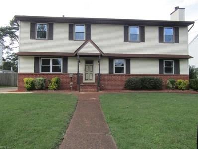 407 Patrician Drive, Hampton, VA 23666 - #: 10223714