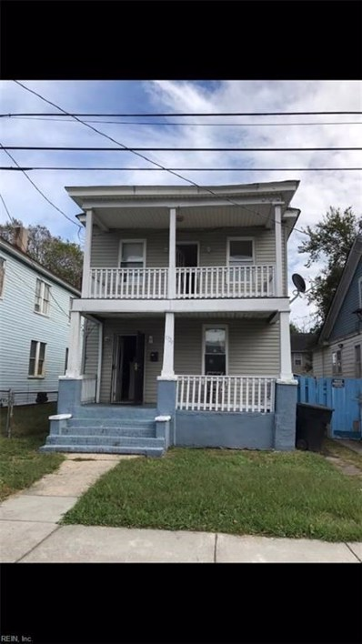 1729 Prentis Avenue, Portsmouth, VA 23704 - #: 10224097