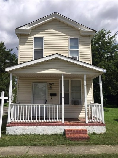 800 B Avenue, Norfolk, VA 23504 - #: 10226045