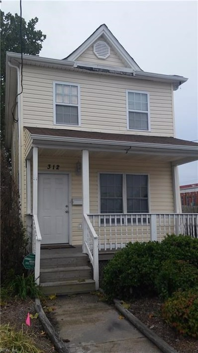 312 34TH Street, Newport News, VA 23607 - #: 10226102