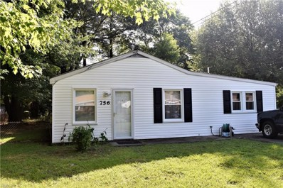 756 Old Oyster Point Road, Newport News, VA 23602 - #: 10229052