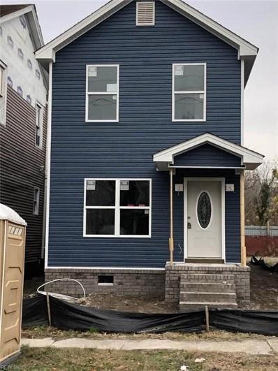 1915 County Street, Portsmouth, VA 23704 - #: 10229781