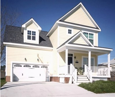 311 Cottonwood Avenue, Hampton, VA 23661 - #: 10229788