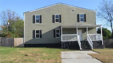 116 Beechwood Avenue, Newport News, VA 23607 - #: 10229888