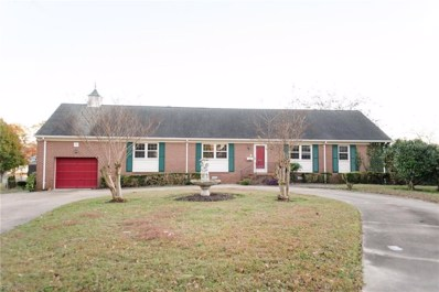 34 Curle Road, Hampton, VA 23669 - #: 10229996