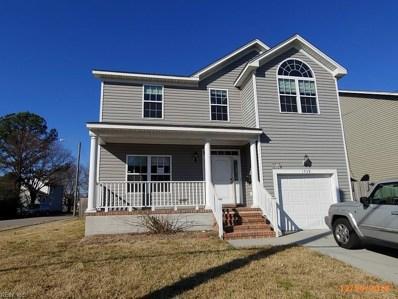 1539 Wilson Road, Norfolk, VA 23523 - #: 10232904