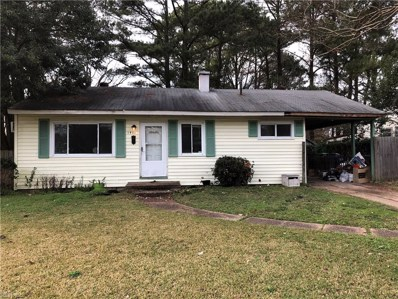1401 River Oaks Drive, Norfolk, VA 23502 - #: 10234955