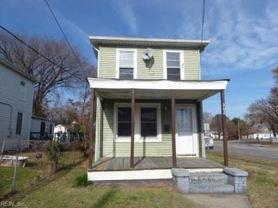 302 Chapel Street, Hampton, VA 23669 - #: 10235067