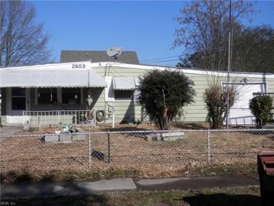 2603 Cayce Drive, Chesapeake, VA 23324 - #: 10235669