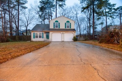 737 Keel Court, Newport News, VA 23608 - #: 10235858