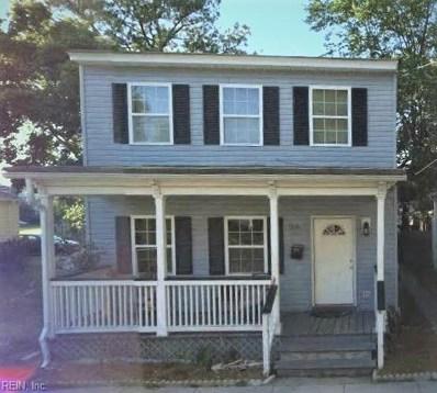 1930 Holladay Street, Portsmouth, VA 23704 - #: 10266530