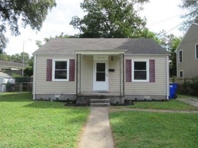6354 Wellington Street, Norfolk, VA 23513 - #: 10281499