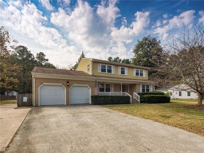13 Carriage Hill Drive, Poquoson, VA 23662 - #: 10284764