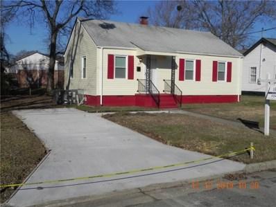 37 Huffman Drive, Hampton, VA 23669 - #: 10292742