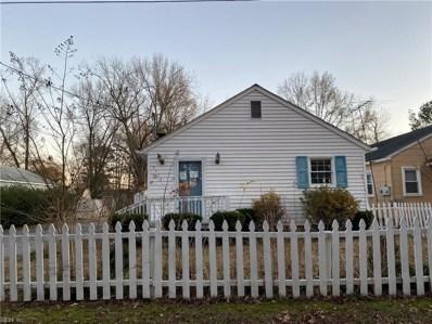 1115 Railroad Avenue, Franklin, VA 23851 - #: 10296453