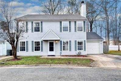 163 N Hall Way, Newport News, VA 23608 - #: 10298519
